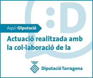 Subvenció de Diputació de Tarragona