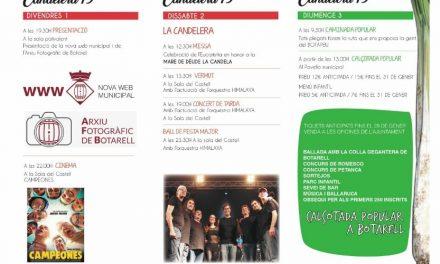 Programa Candelera 2019