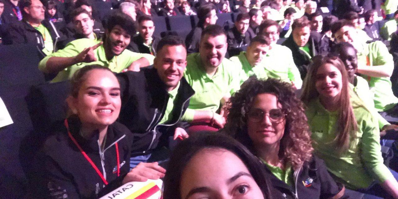 Spainskills Madrid 2019