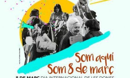 8 DE MARÇ DIA INTERNACIONAL DE LES DONES
