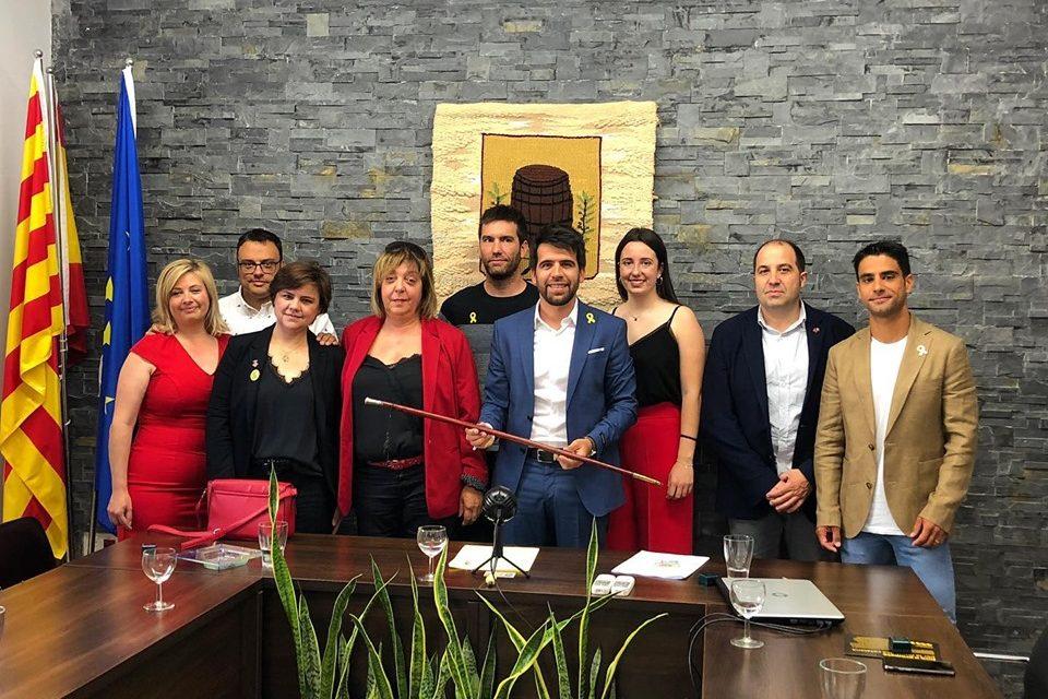 Constituït el nou Ajuntament per la legislatura 2019-2023