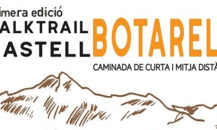 1a WalkTrail Botarell – Castell d'Escornalbou