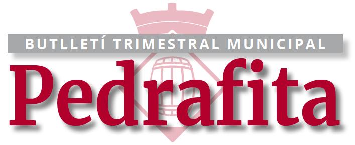 Primera edició butlletí trimestral municipal Pedrafita