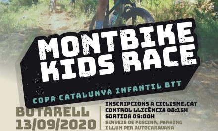 Copa Catalana Infantil BTT