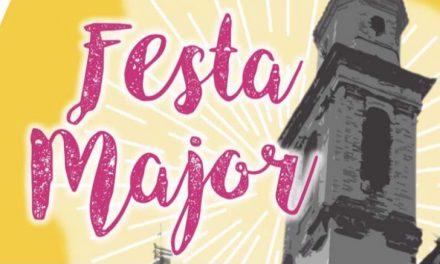 Programa Festa Major Sant Llorenç 2021